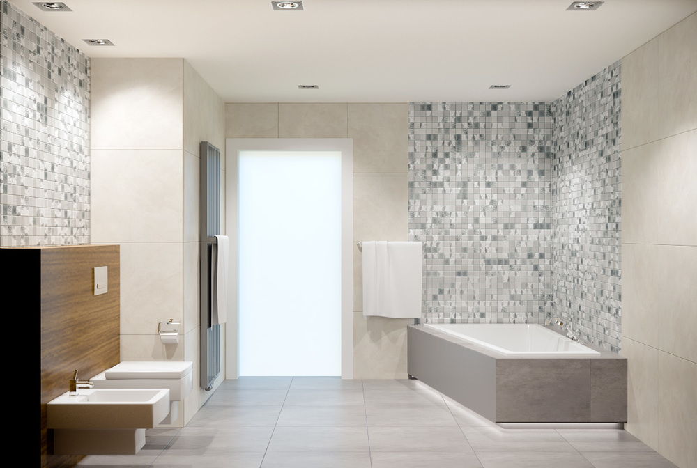 bathroom 3d interior visualization