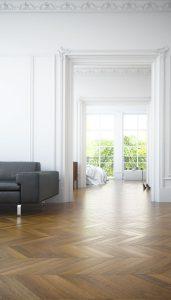 classic interior rendering