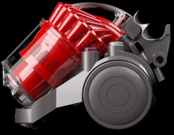 vacuum cleaner 3d product rendering