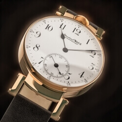 Classic golden watch 3d modeling and rendering