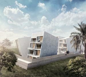Kuwait campus Complex